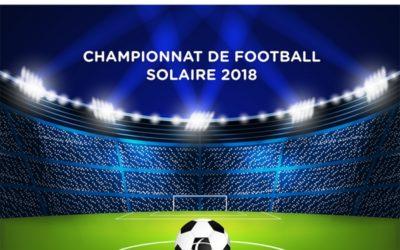 Tenergie était présent à la première compétition de football solaire