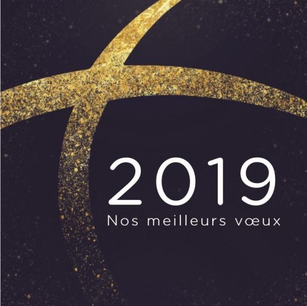 Bonne Année 2019 !!