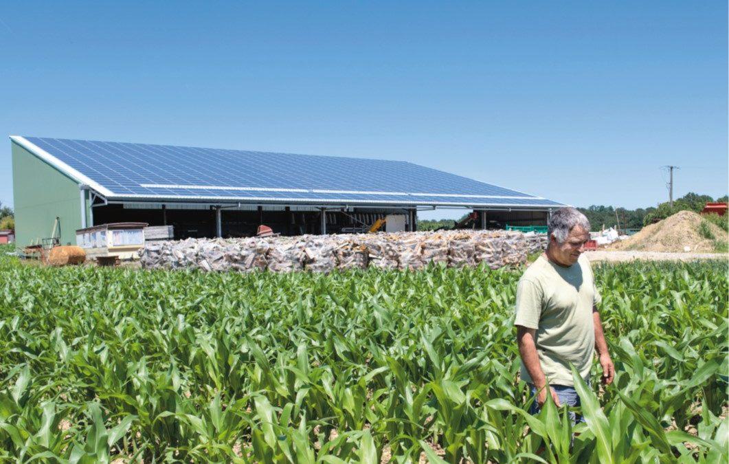[COMMUNIQUE DE PRESSE]  Tenergie renforce sa présence dans le Sud-Ouest avec l'acquisition de 43 centrales solaires