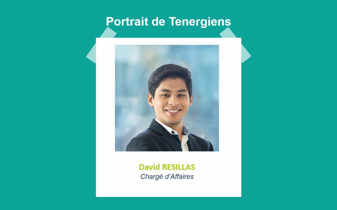 Portraits de Tenergiens #8 – David RESILLAS