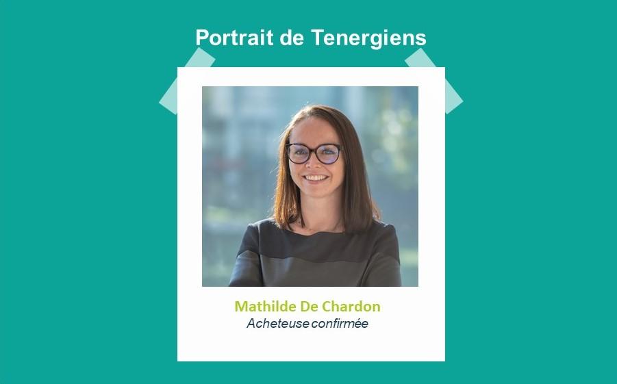 Portrait de Tenergien #9 – Mathilde De Chardon