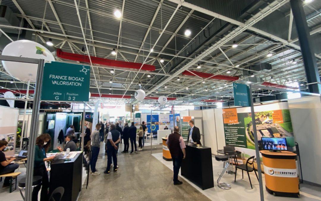 Participation de Tenea Energies à la 10ème édition d'EXPO BIOGAZ